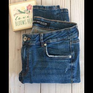 Trafaluc by Zara Denim Collection Skinny Jeans/06